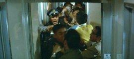 Panika, pobuna, kaos u vlaku...