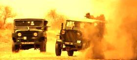 Potjera u pustinji