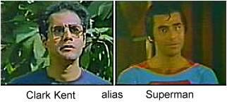Clark Kent aka Superman aka Shekhar