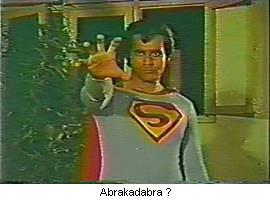 Superman aka Mađioničar?!