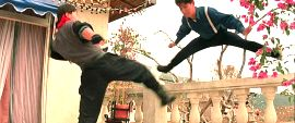 Yuen Biao in ekšn!