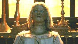 Jezovita antikna lutka