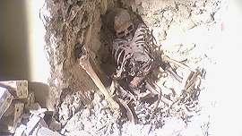 Kostur u zidu