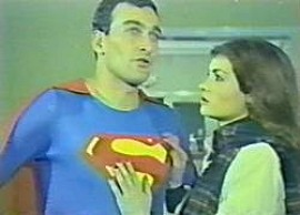 Superman - ahm, pardon, Supermen i Lois Lane