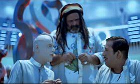 Arifovi ljudi - gayrobot i Bob Marley Faruk