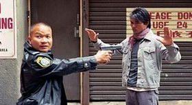 Duhoviti P. Wongkamlao je ovog puta australski policajac