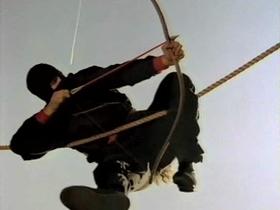 'ninja' u akciji