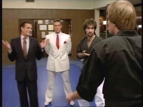 Mafija lupa reket karate dvorani