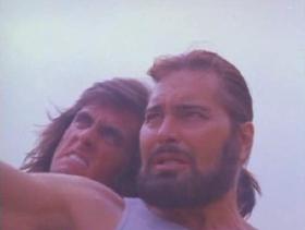Samurai Cop (lijevo)