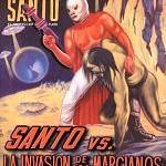 'Santo Versus the Martian Invasion' (1966)