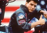 Tom Cruise kao Maverick