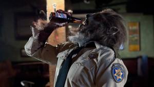 50% wolf, 50% cop, 100% wolfcop